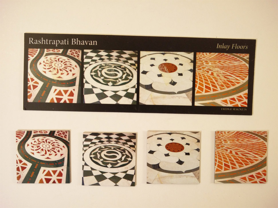Fridge Magnet Set of 4