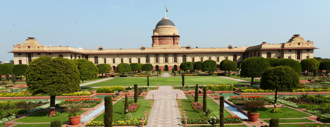 rashtrapati bhavan The rashtrapati bhavan, presidential residence) is the official home of the president of india, located in new delhi, delhi, india it may refer to only the mansion.
