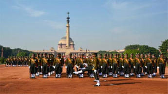 The Change of Guard Ceremony