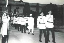 At-Home on the eve of Independence Day