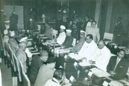 Governors' and Rajpramukhs' Conference at Rashtrapati Bhavan